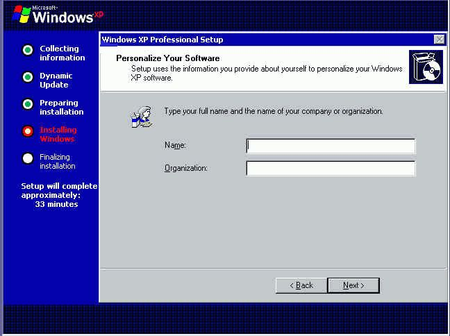 Validate Windows Xp Change Product Key.
